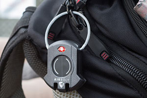 AirBolt Luggage lock - Industrial Design Melbourne