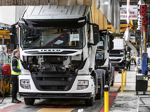 Manufacturing trucks in Dandenong