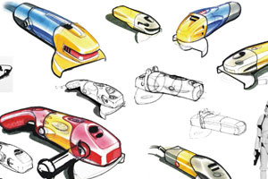 Power Tool Design, Product Design, Melbourne